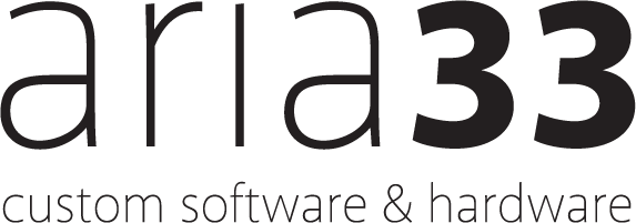 aria33 hardware components sale page